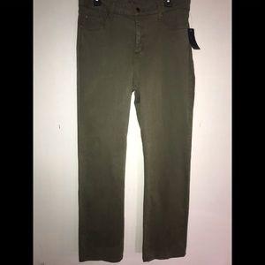 NYDJ. Khaki Jeans